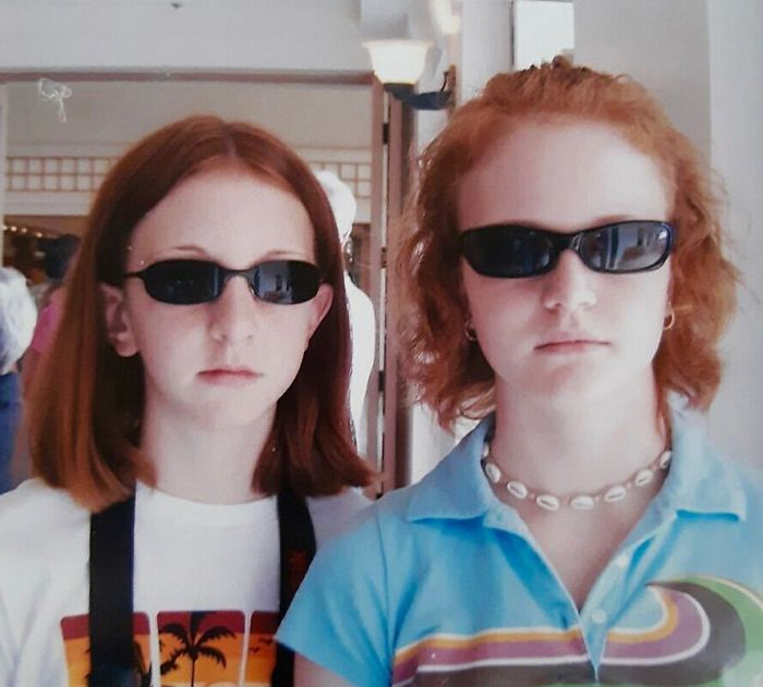Hawaii Wasn't Ready For My Ice Cold Sister And I In 2003