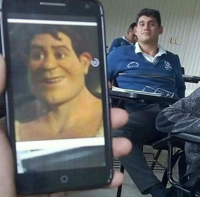 The South American Version Of Shrek