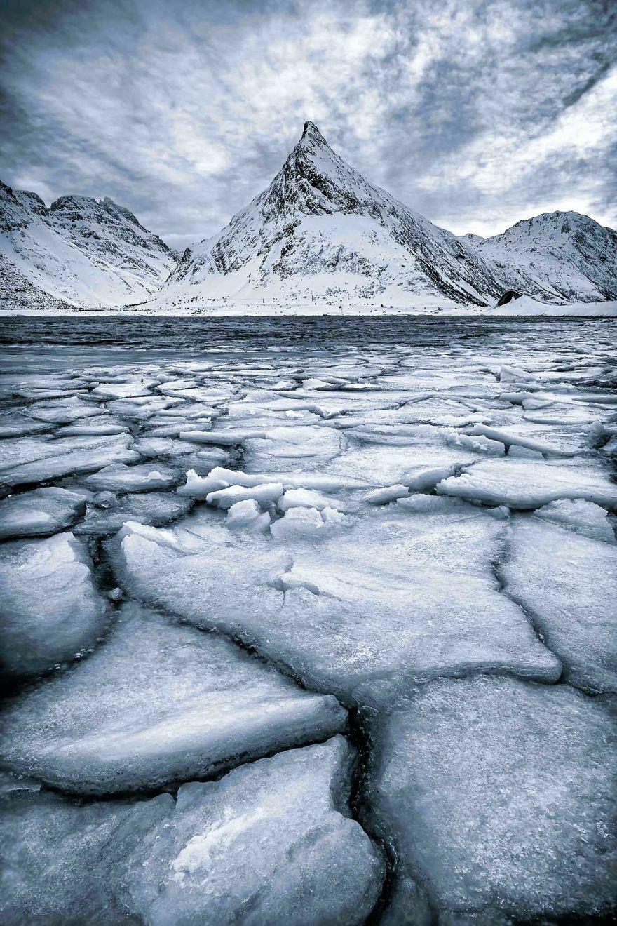 Lofoten Islands, Norway By Rowena English