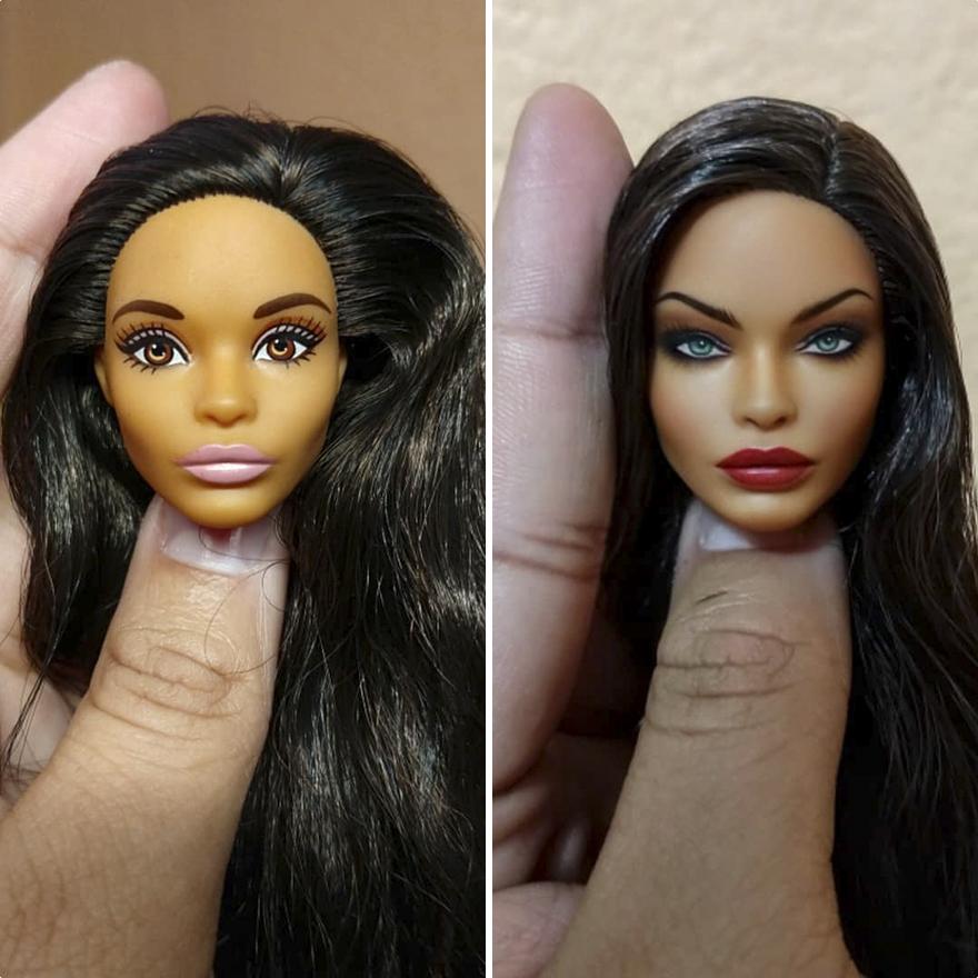 Claudette Barbie Doll