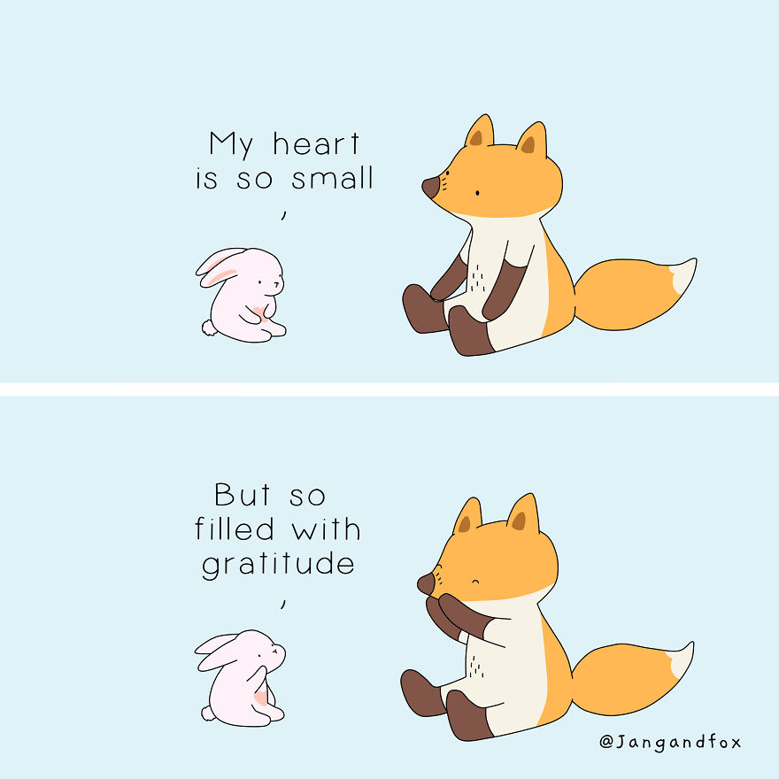 Love Is To Be Thankful