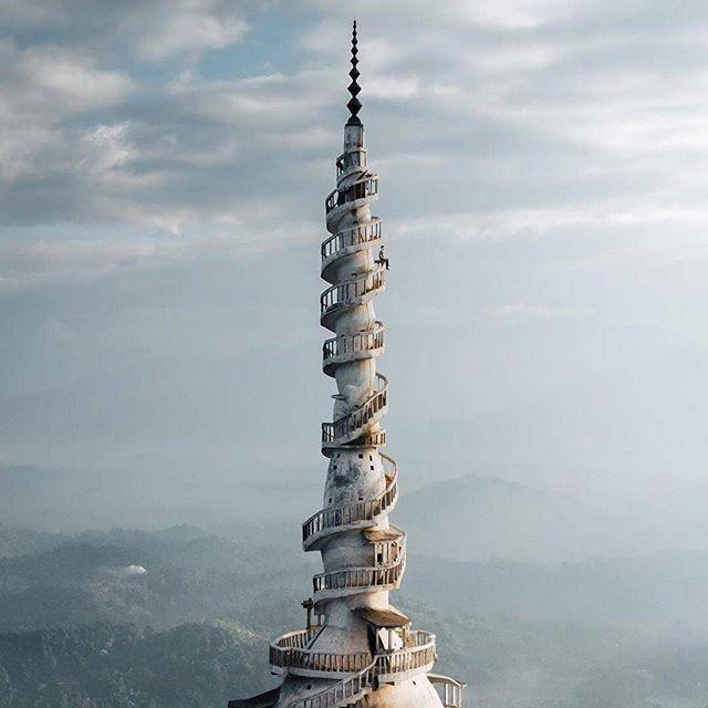 Ambuluwawa Tower
