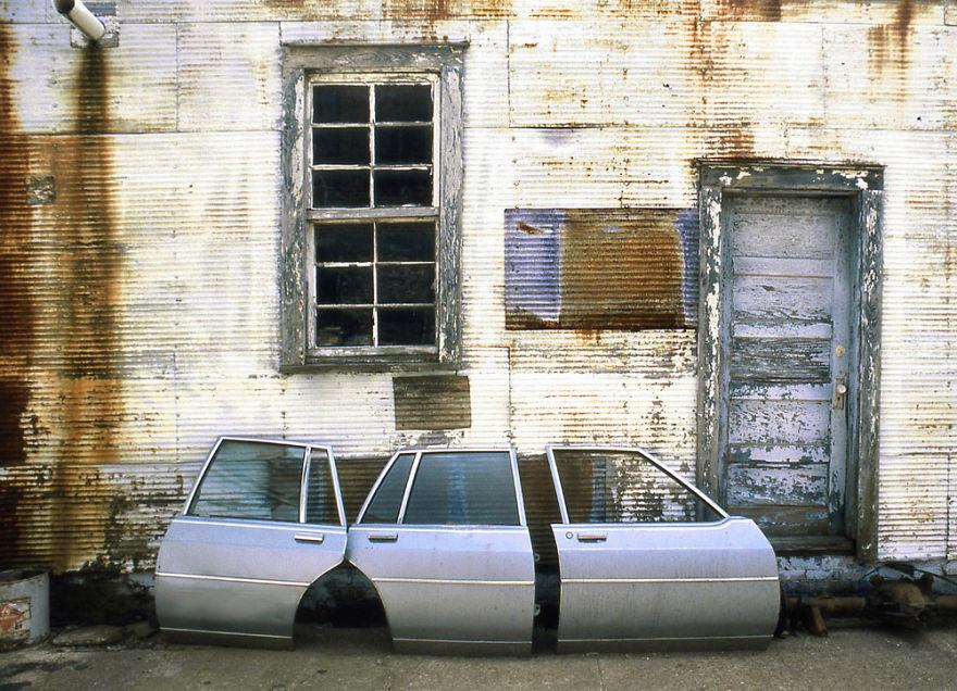 Four Doors, Clarksdale, Mississippi