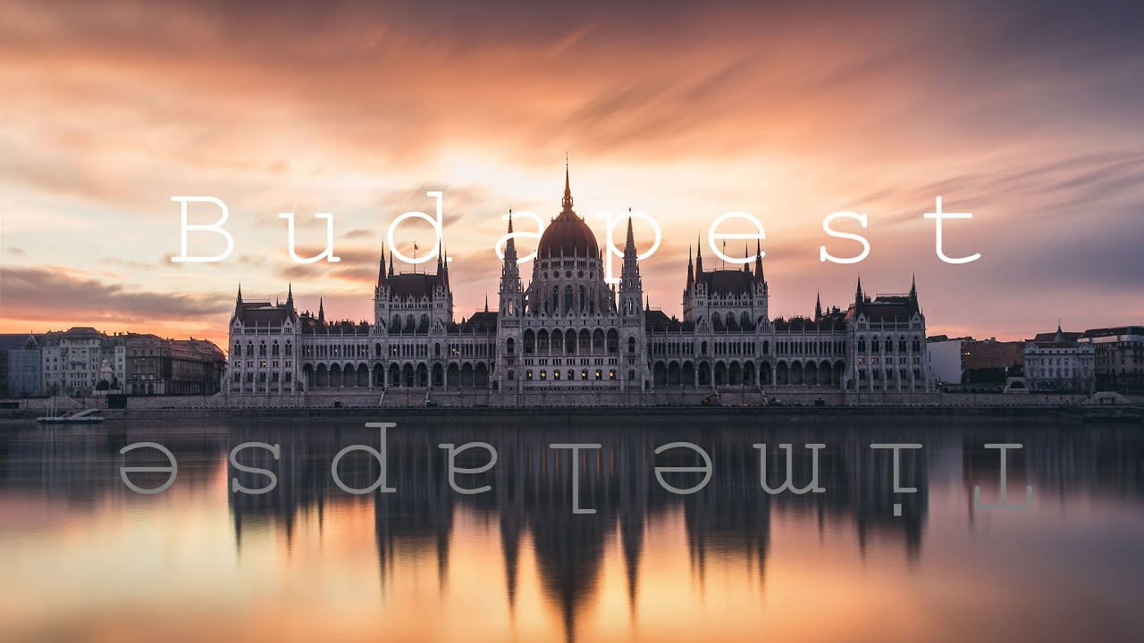 Years Of Hard Work Combined In One Unique Timelapse Film About Budapest
