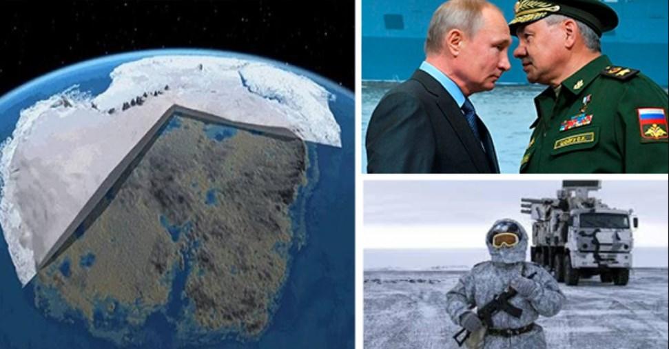 According To Russia, Antarctica Is Not What We've Been Told