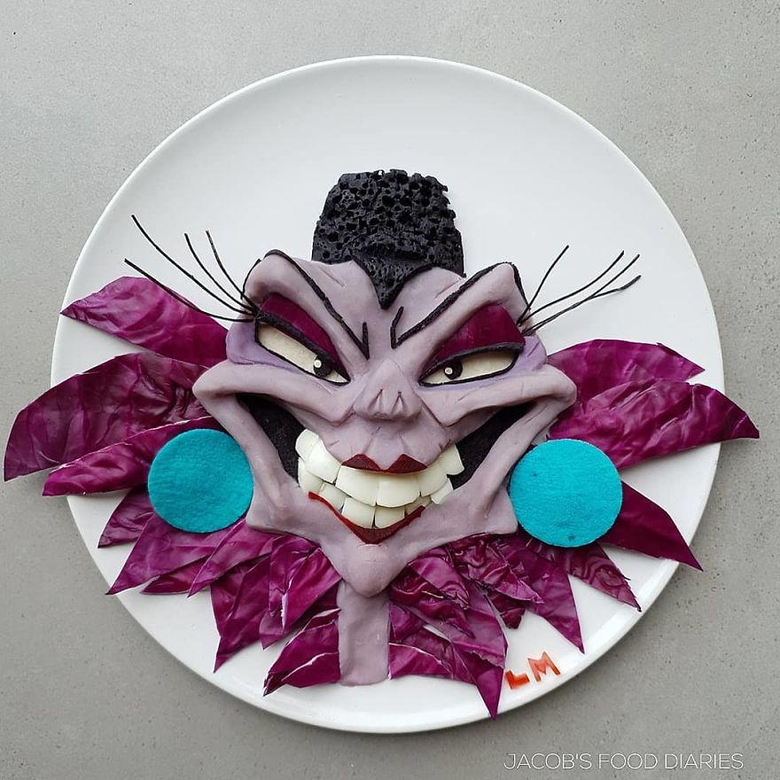 """Yzma From """"The Emperor's New Groove"""""""