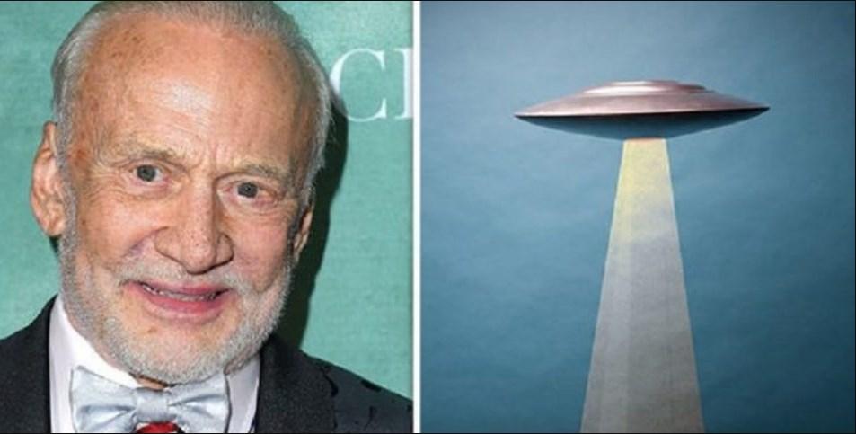Buzz Aldrin Passes Lie Detector Test, Leaving Experts Convinced Alien Life Exists