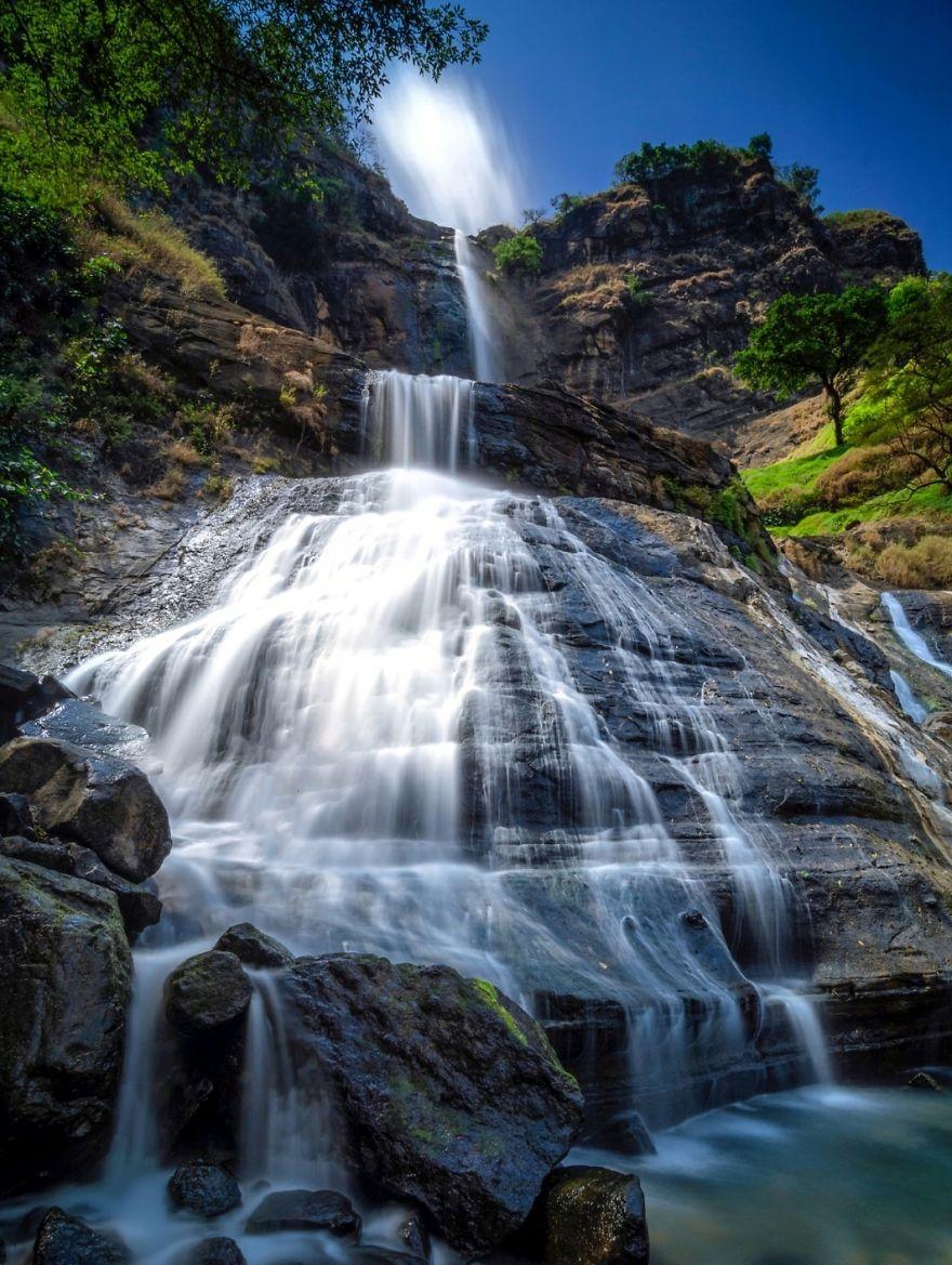 Cikanteh Waterfall
