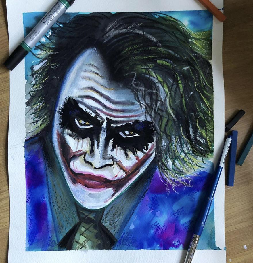 I Paint My Depression