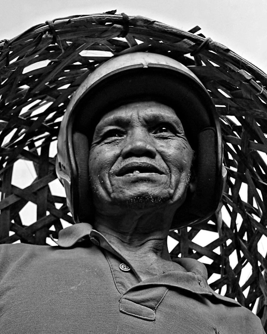 I Photographed The Early Morning Market In Ubud