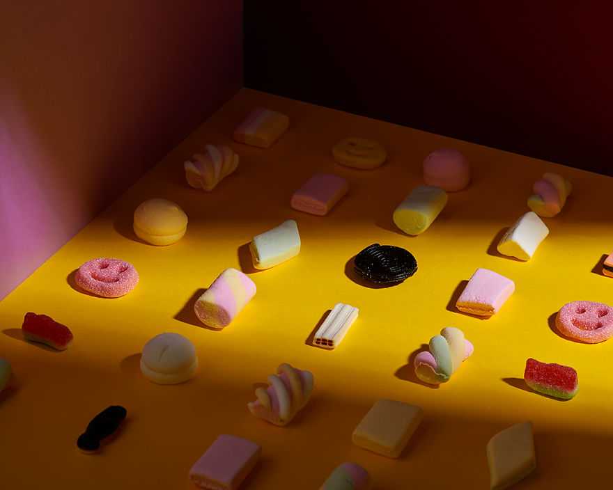 I Took Pictures Of Food As If They Were Pop Design Objects