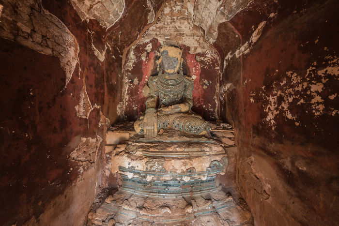 The Lost Treasures Of Buddha