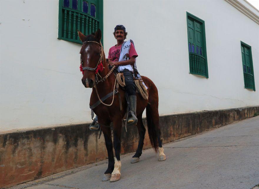 Rider, Los Santos