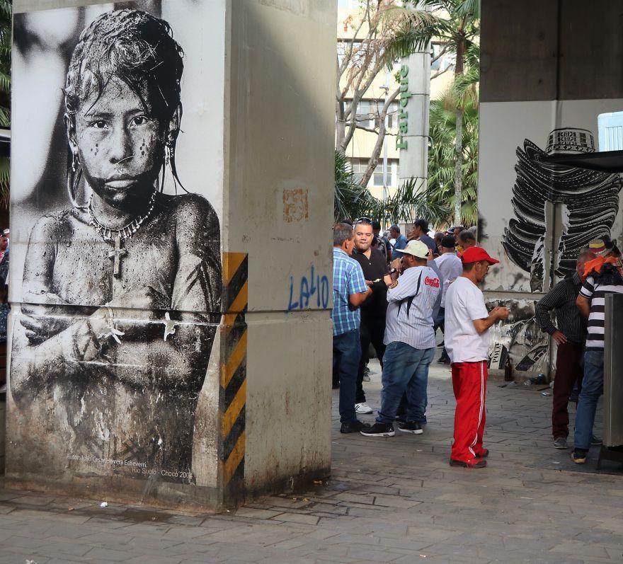 Diversity, Medellin