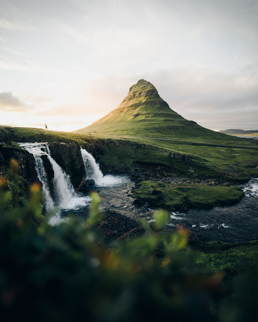Iceland Alive In The Summer