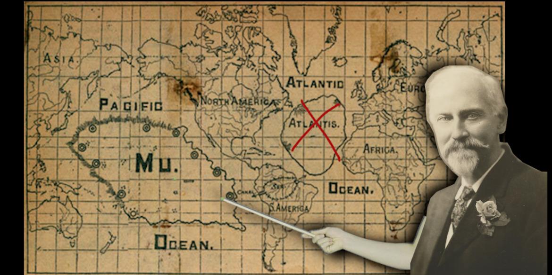 Lost Continent Mu And James Churchward
