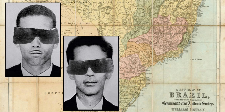 The Lead Masks Case Of Two Brazilian Men