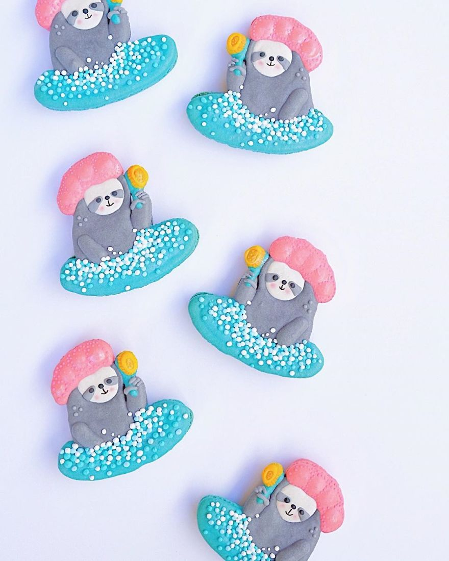 My Adorable French Macarons