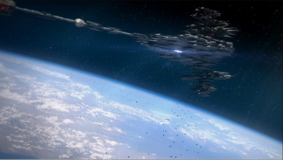 NASA accidentally films the best UFO sighting yet (VIDEO)