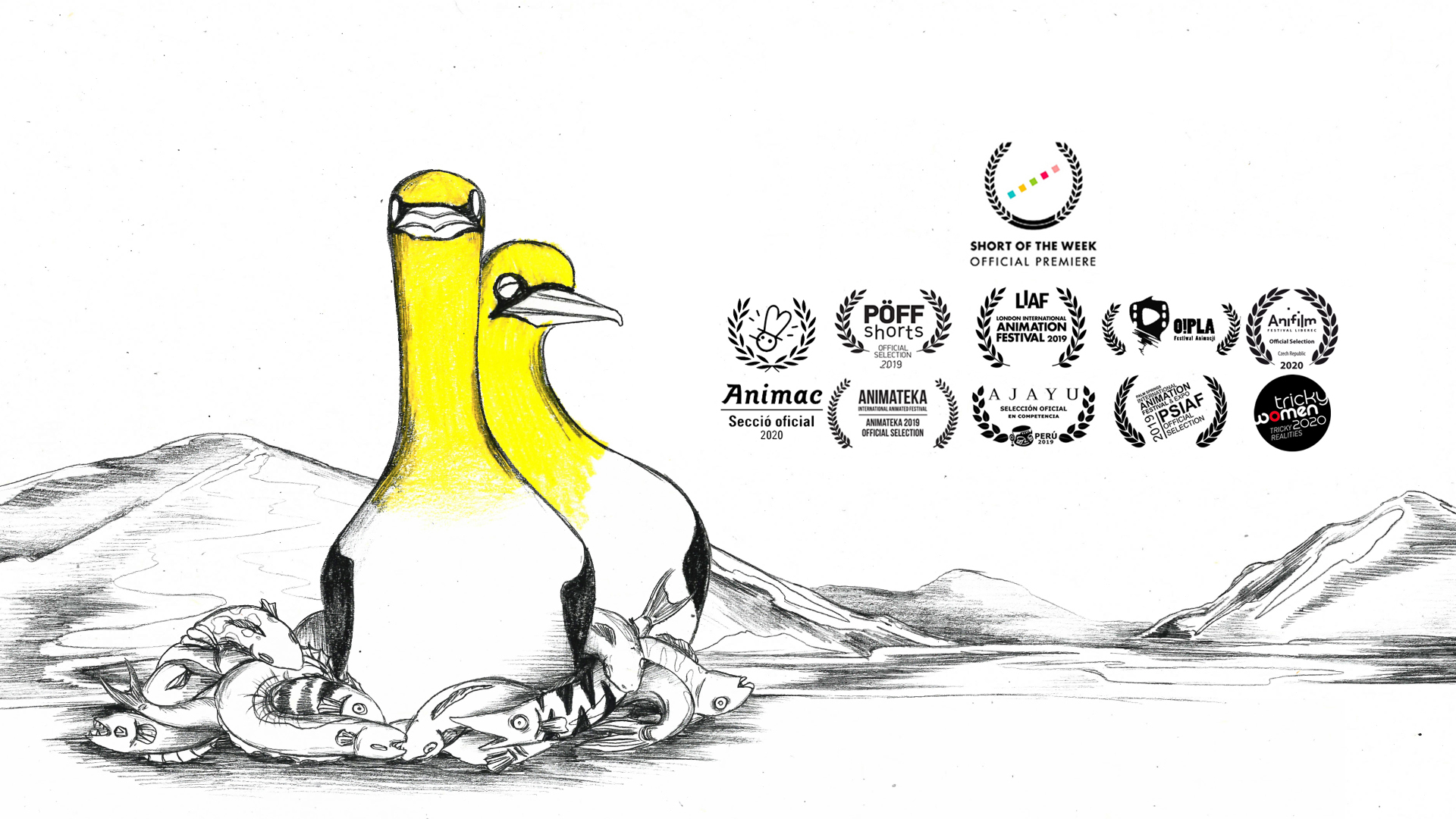 Nigel – An Animated Short Based On A True Story Of Nigel No Mates
