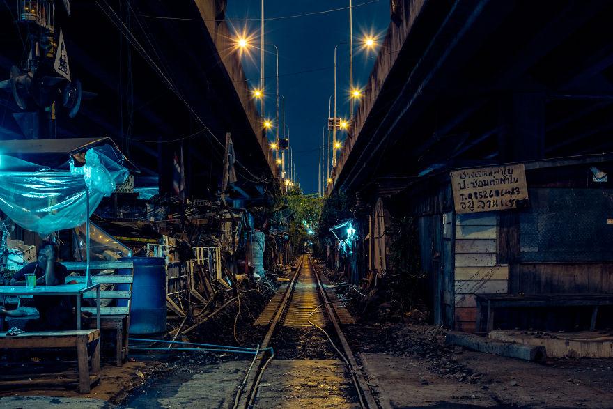 Bangkok Phosphors / Railway