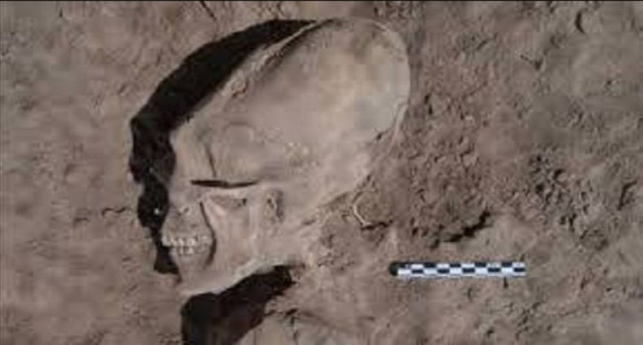 THE MYSTERY OF THE 'MUMMIFIED ALIENS OF NAZCA' SHOULD 'CHANGE WORLD HISTORY'