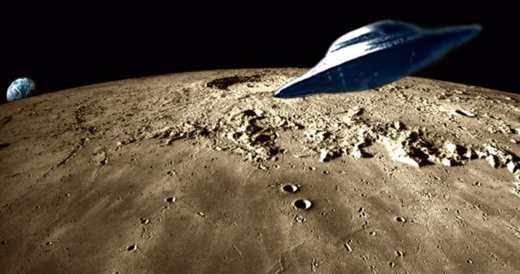 The First UFO on the Moon was Seen in 1668, and the NASA Archives have Evidence