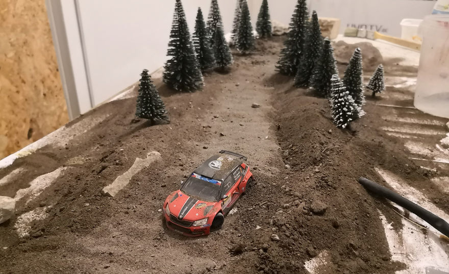 I Use Toy Cars Instead Of Real Ones To Create These Car Ads