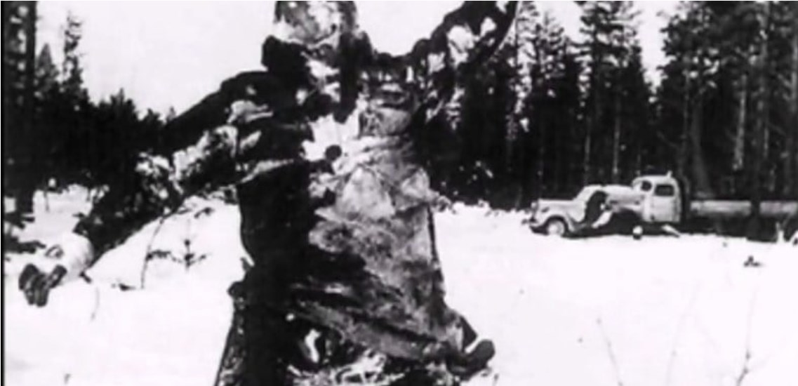 UFO Attack Five Extraterrestrials Petrified 23 Russian Soldiers