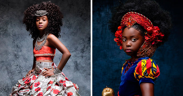 14 Stunning Photos Show What Disney Princesses Would Look Like If They Were African American