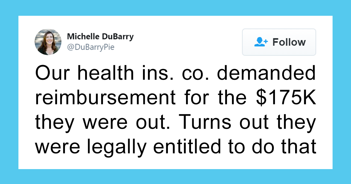 Woman Shares The Personal Horror Story That She Experienced With The US Healthcare System, And It's Infuriating
