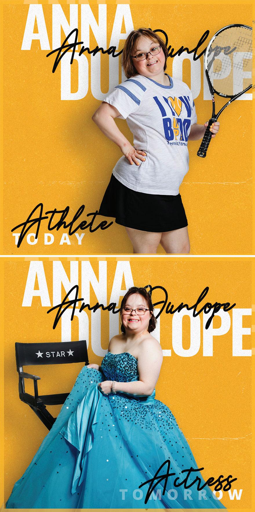 Anna Dunlope, Actress