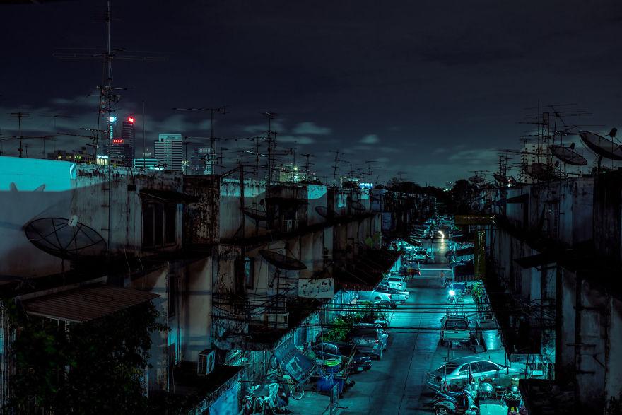 Bangkok Phosphors / Khlong Toei Market