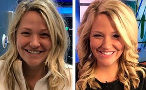 News Reporter Shares Her 'Before And After' Pics Of Just Having Arrived At Work Vs. Ready For It, Says To Never Trust Social Media