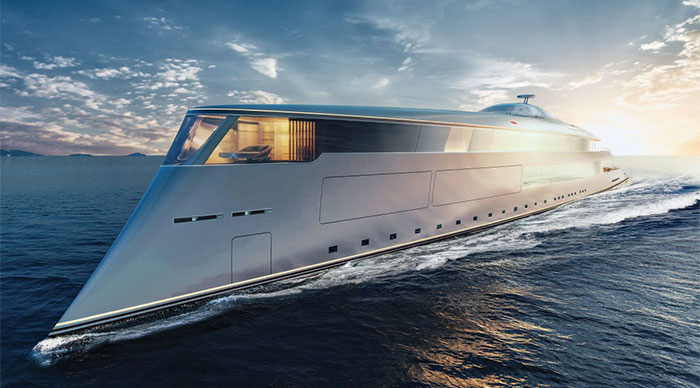 Bill Gates Did Not Spend $645 Million On This Eco-Friendly Yacht (Updated)