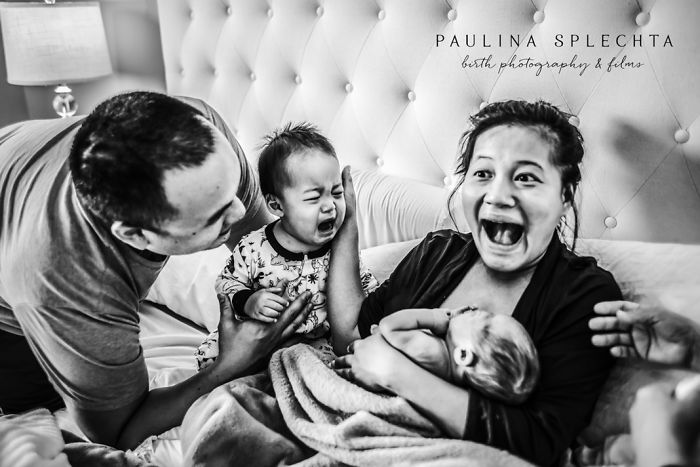 "Honorable Mention: ""Reactions"", Paulina Splechta"