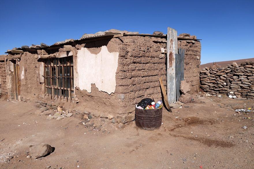 Paso Hito Cajon, Bolivia