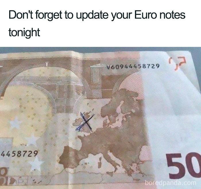 Brexit Meme