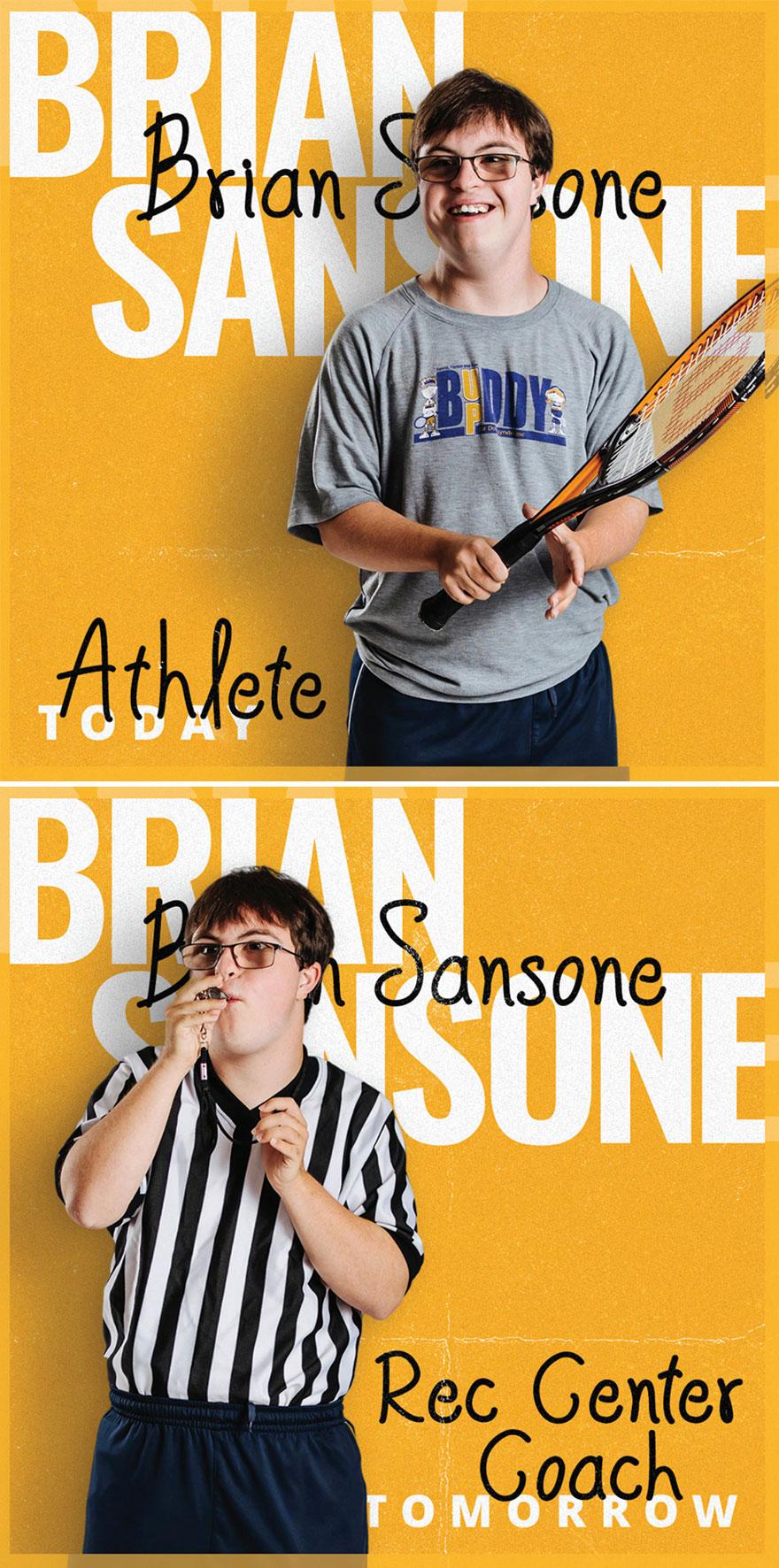 Brian Sansone, Rec Center Coach