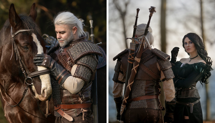 This Witcher And Yennefer Cosplay Has Been Revealed As The Best One In Poland Last Weekend