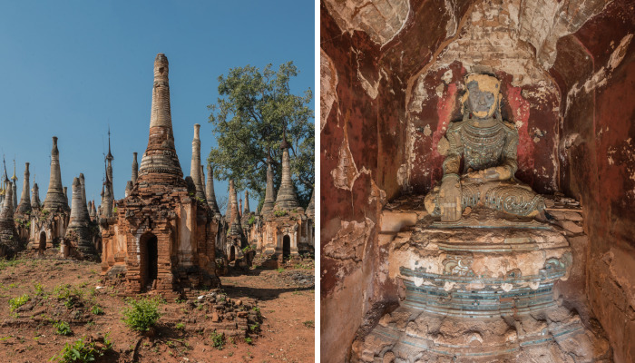 I Photographed The Lost Treasures Of Buddha