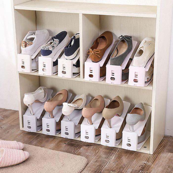 Genius Shoe Organiser