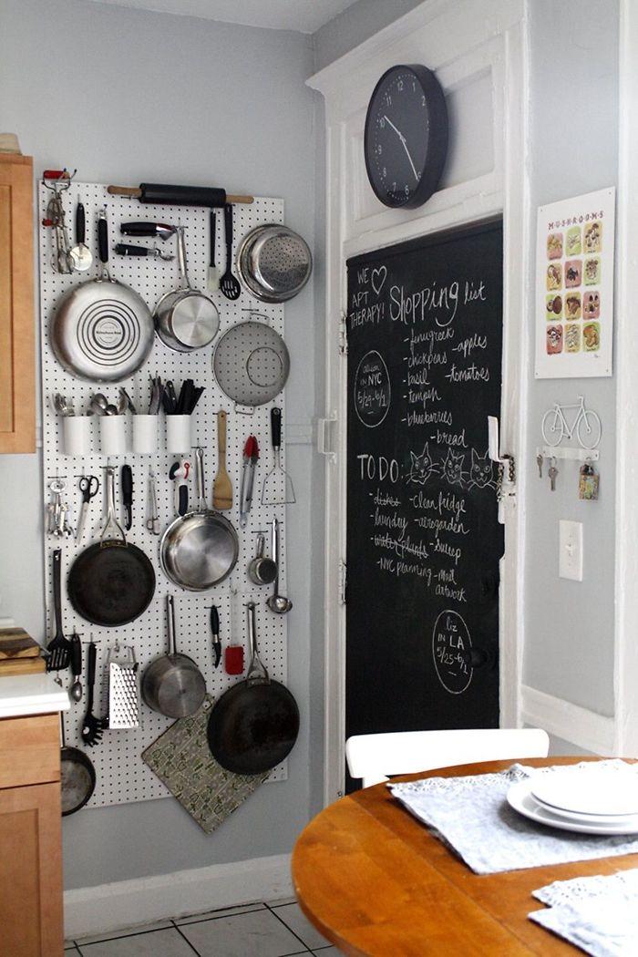 Kitchen Utensils Board