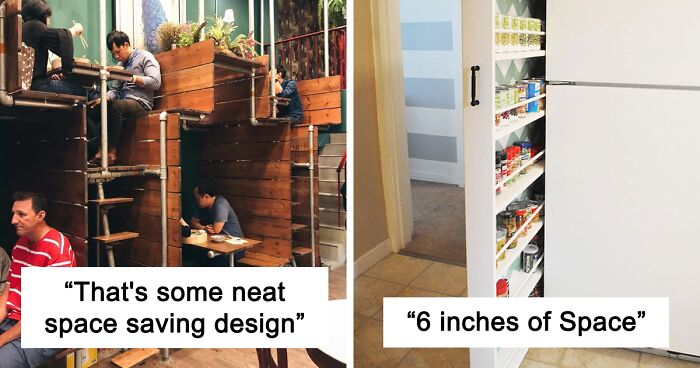 35 Clever Solutions To Problems That Small Space Owners Have