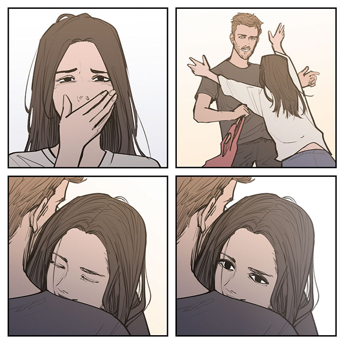 """The """"Distracted Boyfriend"""" Meme Gets An Unexpected Twist In This Funny Comic"""