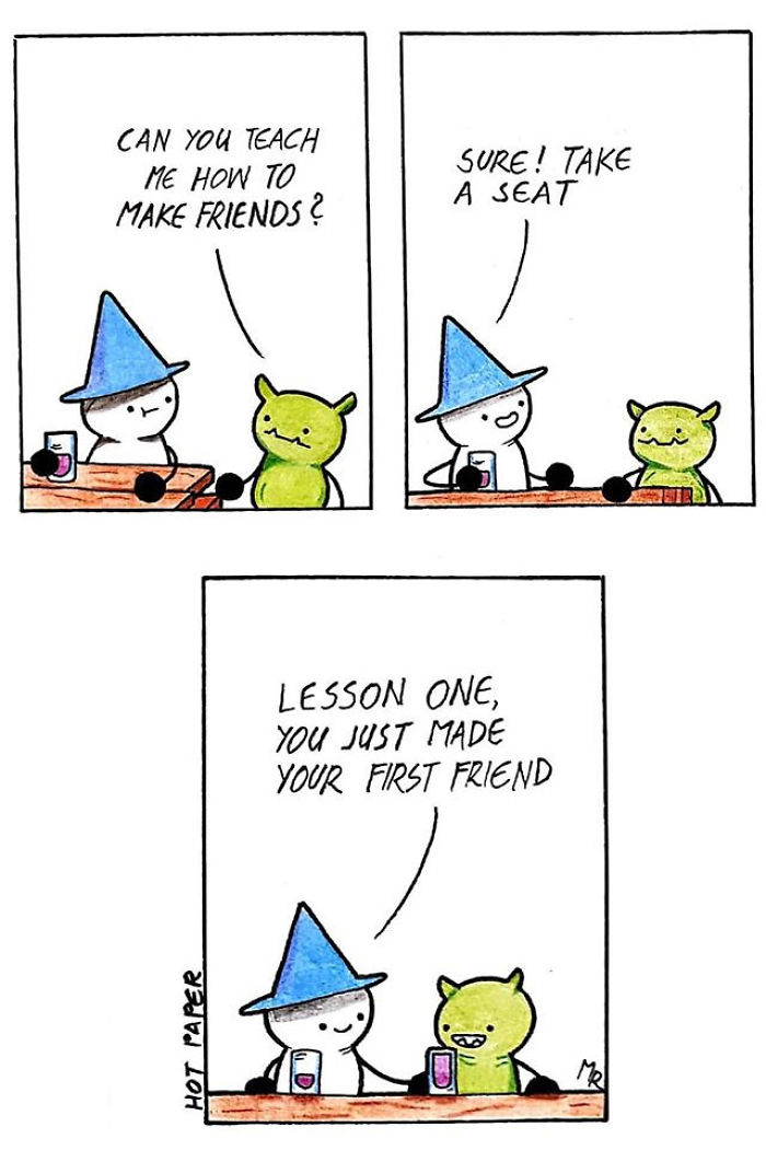 Friendship-Mage-Comics-Hotpaper