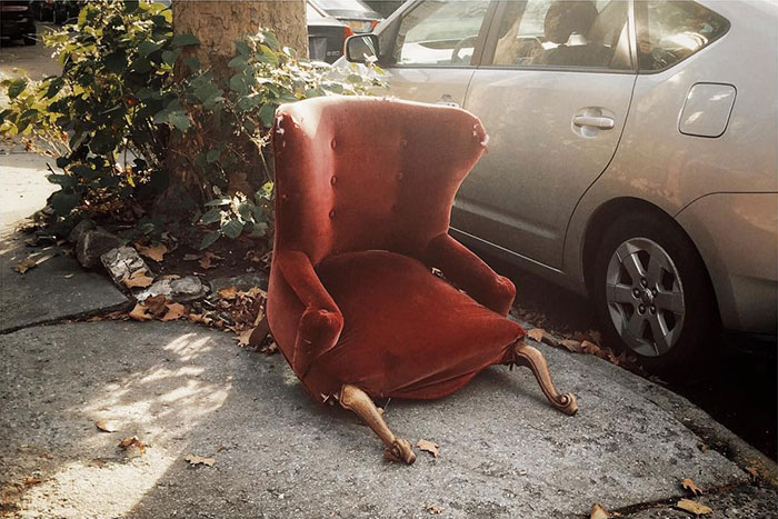 Whatever This Chair Is Going Through I Can Relate