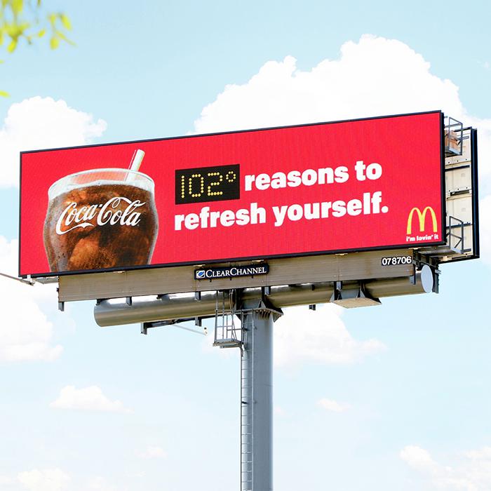Coca-Cola - Refresh