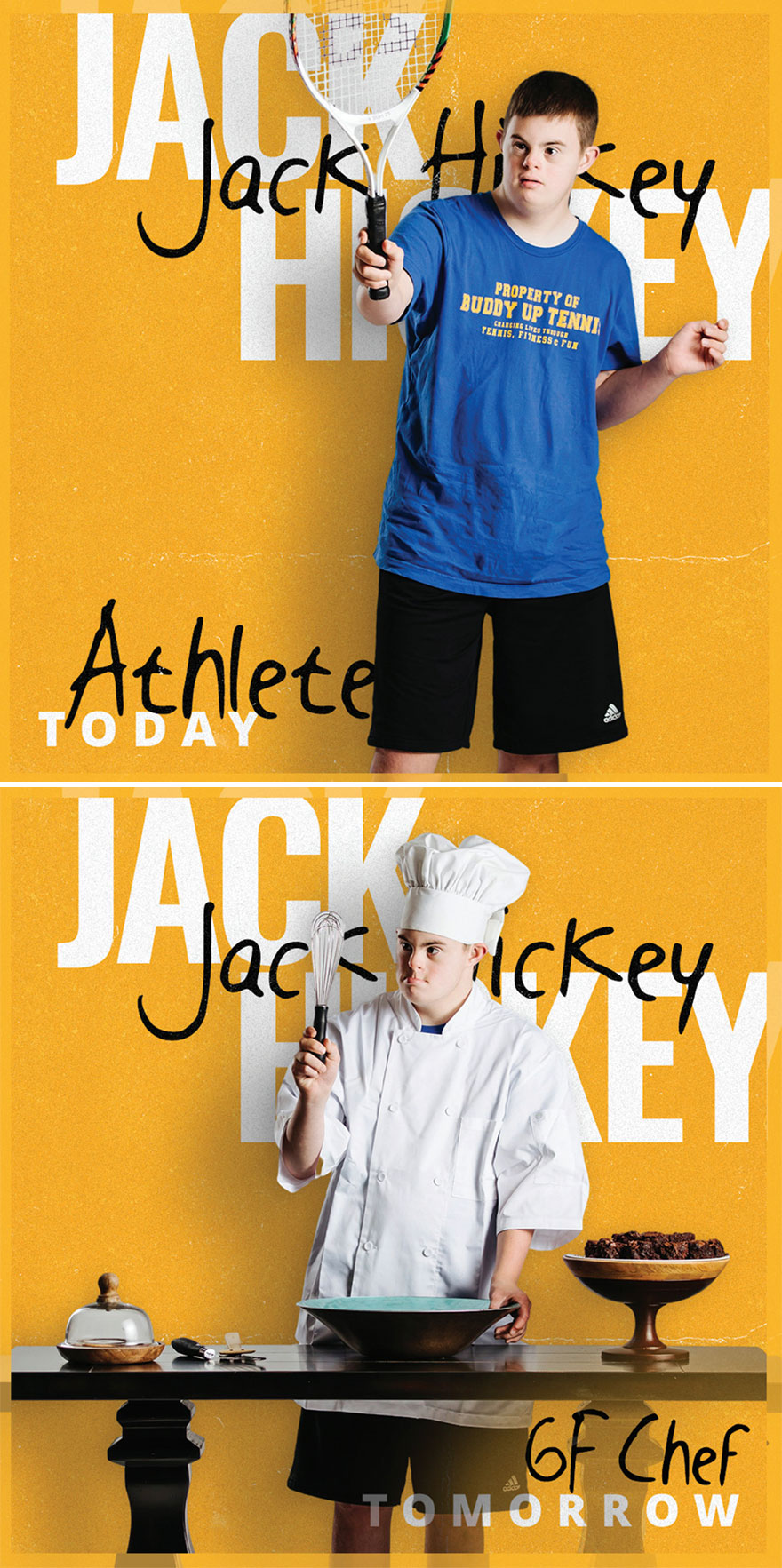 Jack Hickey, GF Chef