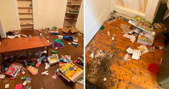People Wonder Why Rents And Security Deposits Are So High, So This Landlord Shares Some Pics